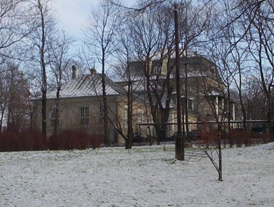 Powiatowy Dom Pomocy Społecznej im. Adama Starzeńskiego w Płazie