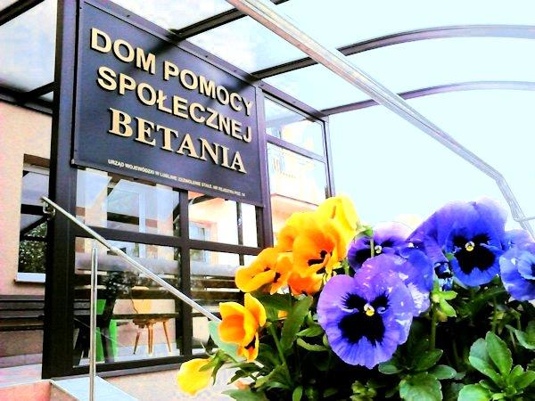 Dom Pomocy Społecznej BETANIA w Lublinie