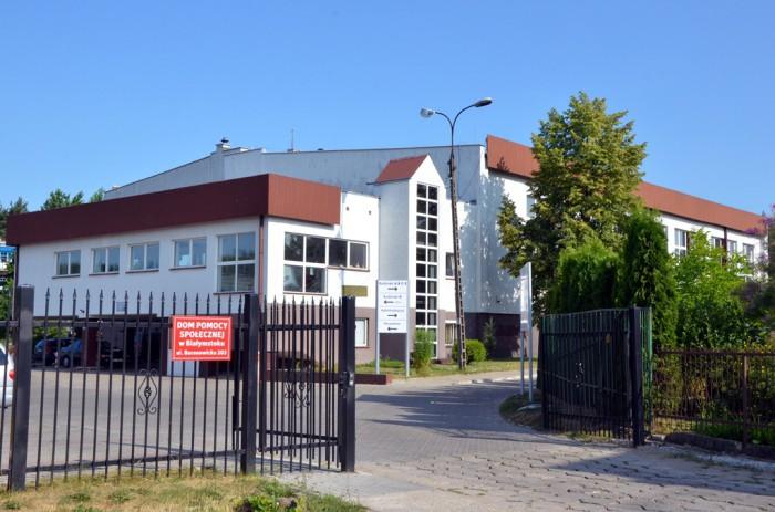 DPS Białystok Baranowicka