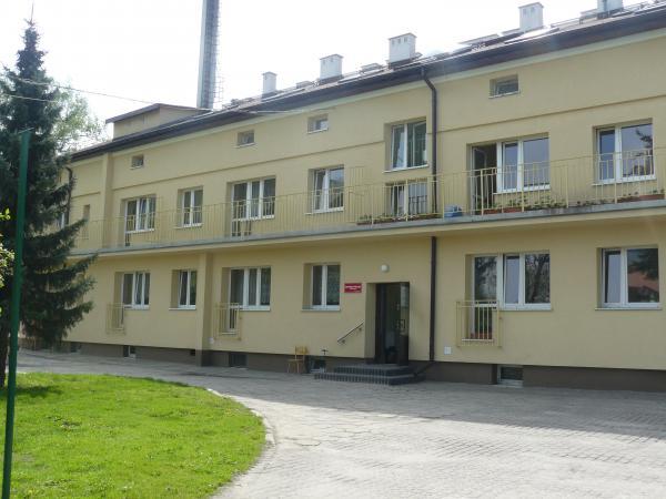 Dom Pomocy Społecznej w Brzezinach