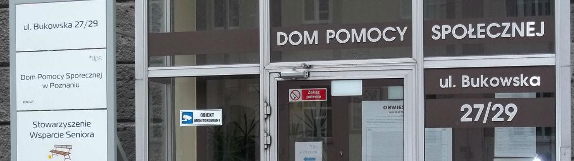 DPS w Poznaniu przy Bukowskiej