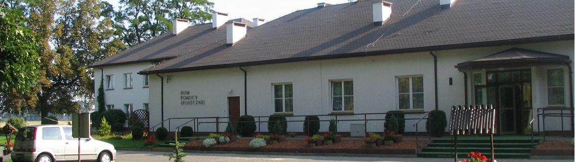 Dom Pomocy Społecznej w Czubinie