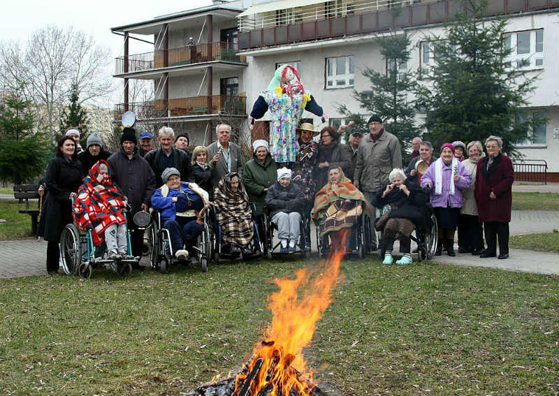 Dom Pomocy Społecznej Nr 1 im. Marie Juchacz w Gorzowie Wlkp.