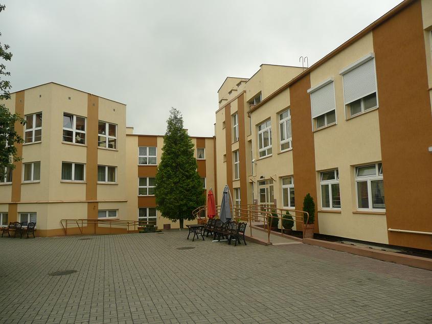 Dom Pomocy Społecznej w Koninie