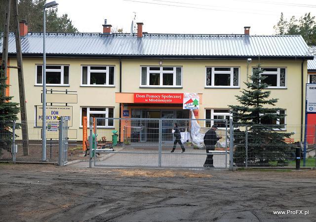 DPS Młodzieszyn