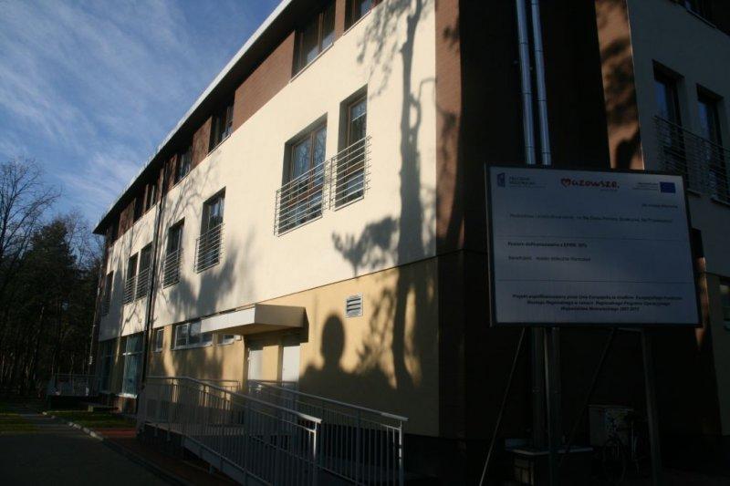 DPS na Bachusa w Warszawie