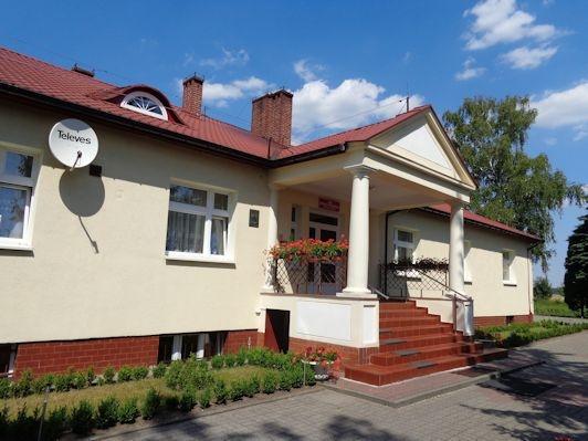 Dom Pomocy Społecznej w Parchaniu