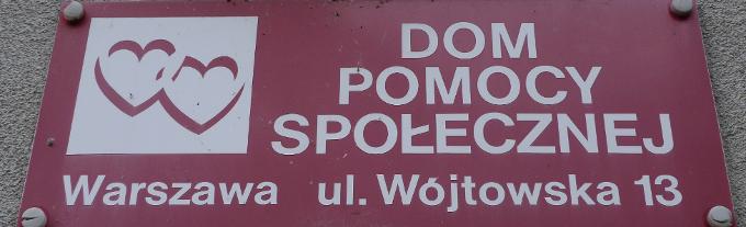 DPS Wójtowska w Warszawie